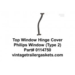 Philips Window Hinge Cover Gasket