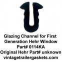 Hehr Glazing for Vintage Hehr Awning Windows