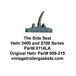 Hehr 2401 and 2701 Side Seal for Vintage Hehr Jalousie Windows